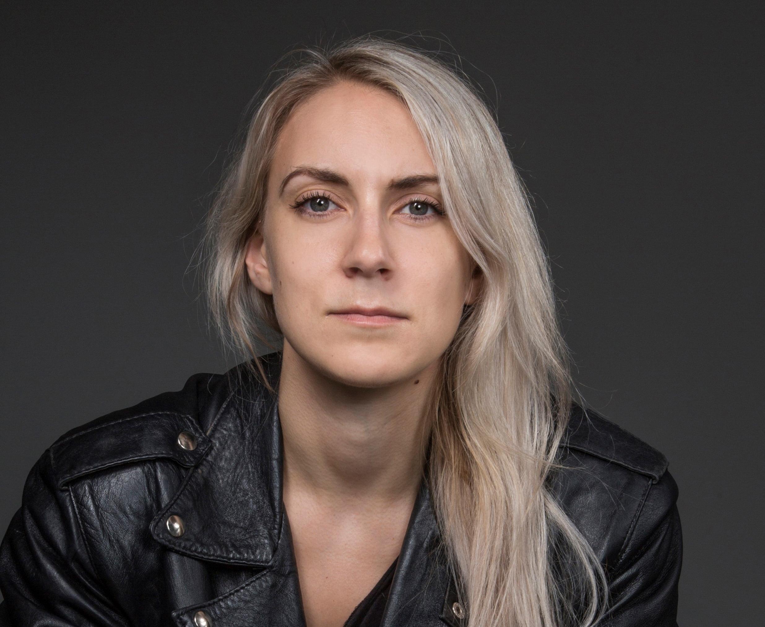 Porträtt av Sofia Södergård